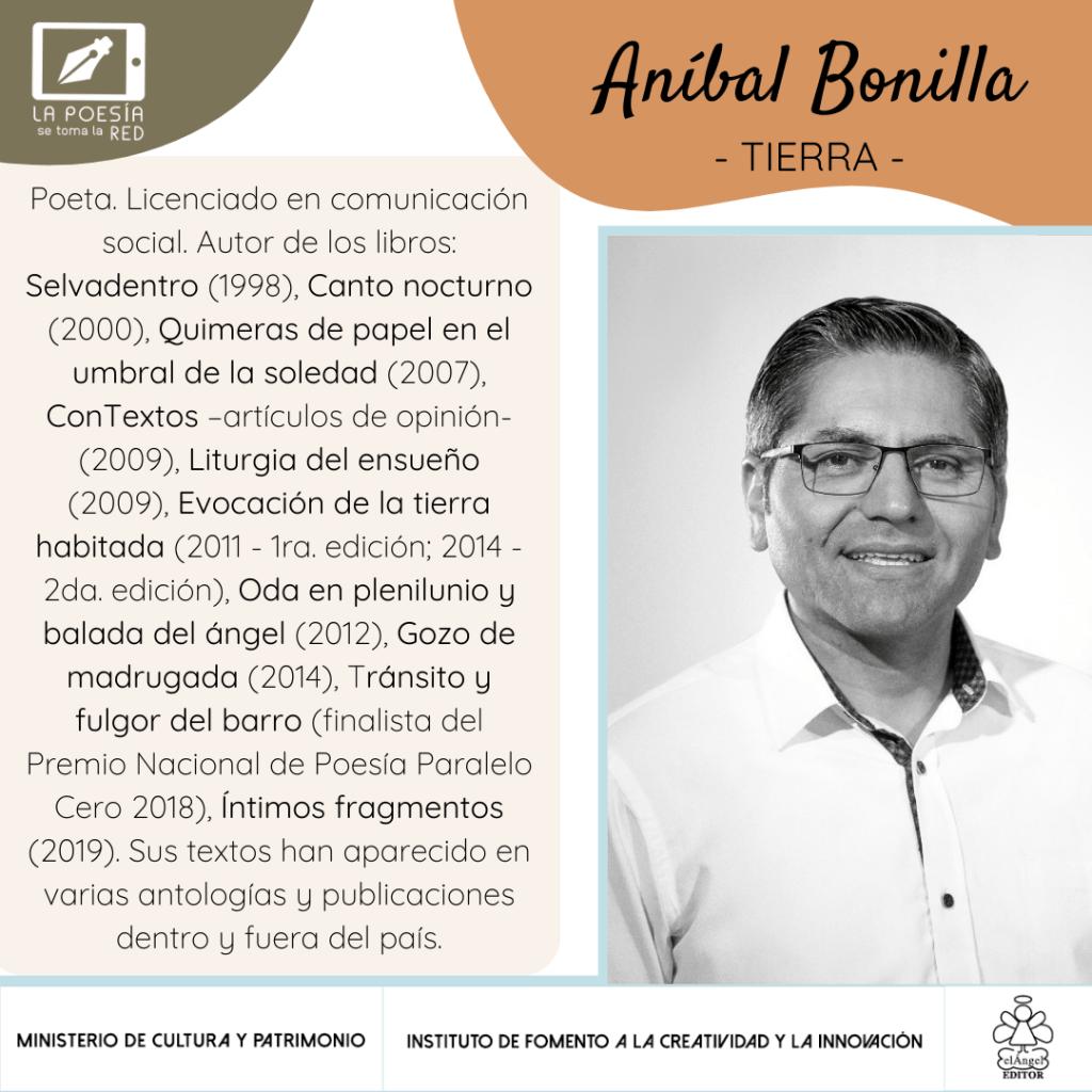 Bio Aníbal Bonilla