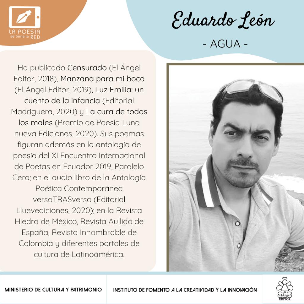Bio Eduardo León