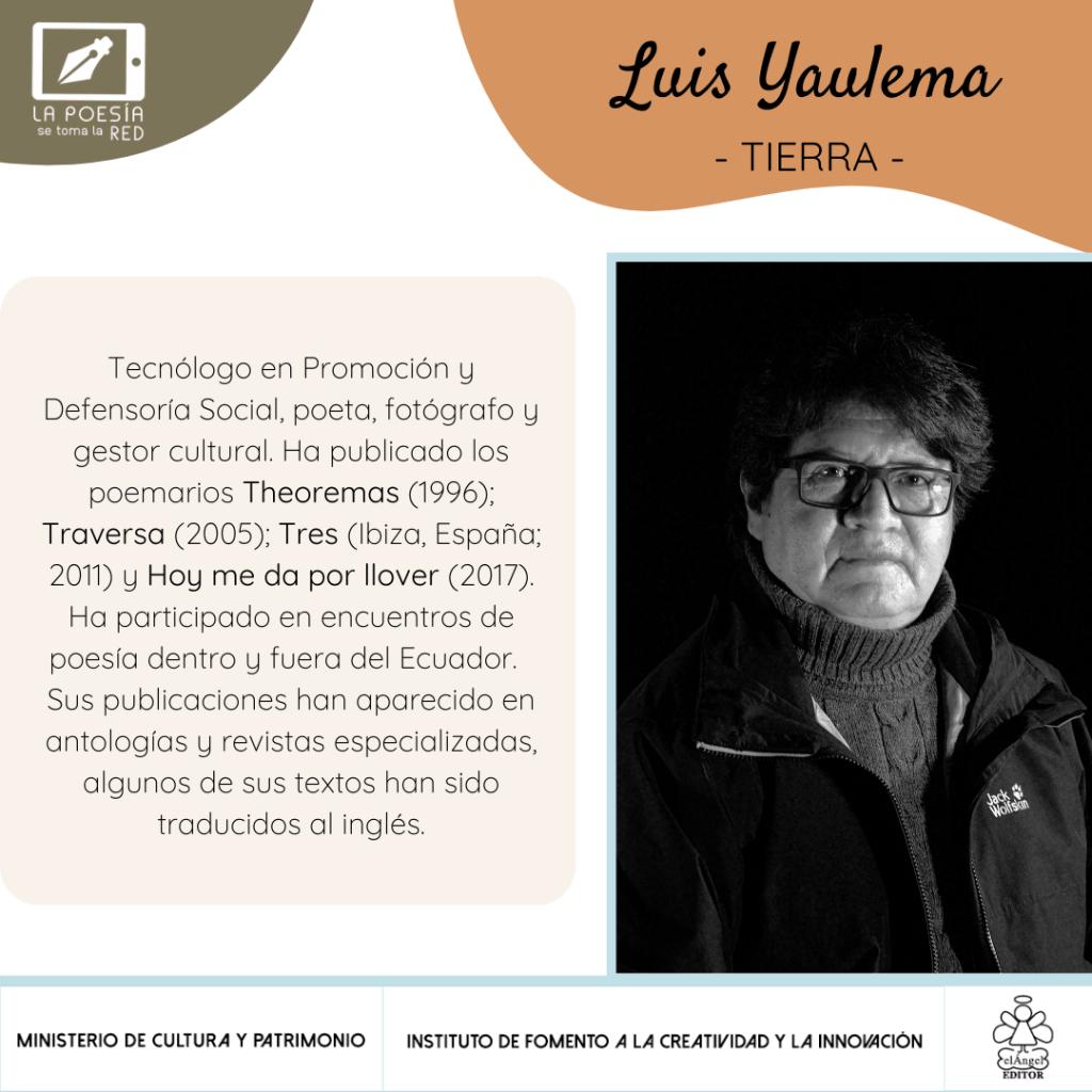 Bio - Luis Yaulema