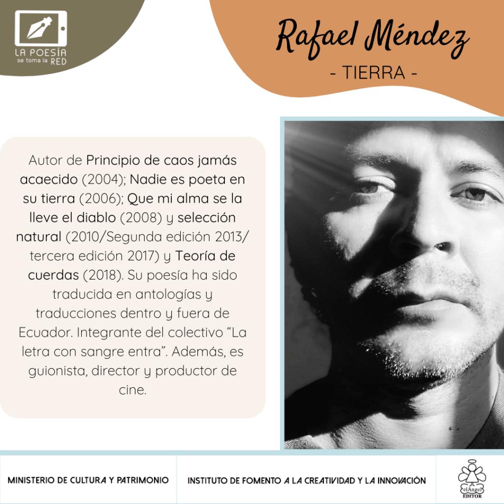 Bio -Rafael Méndez