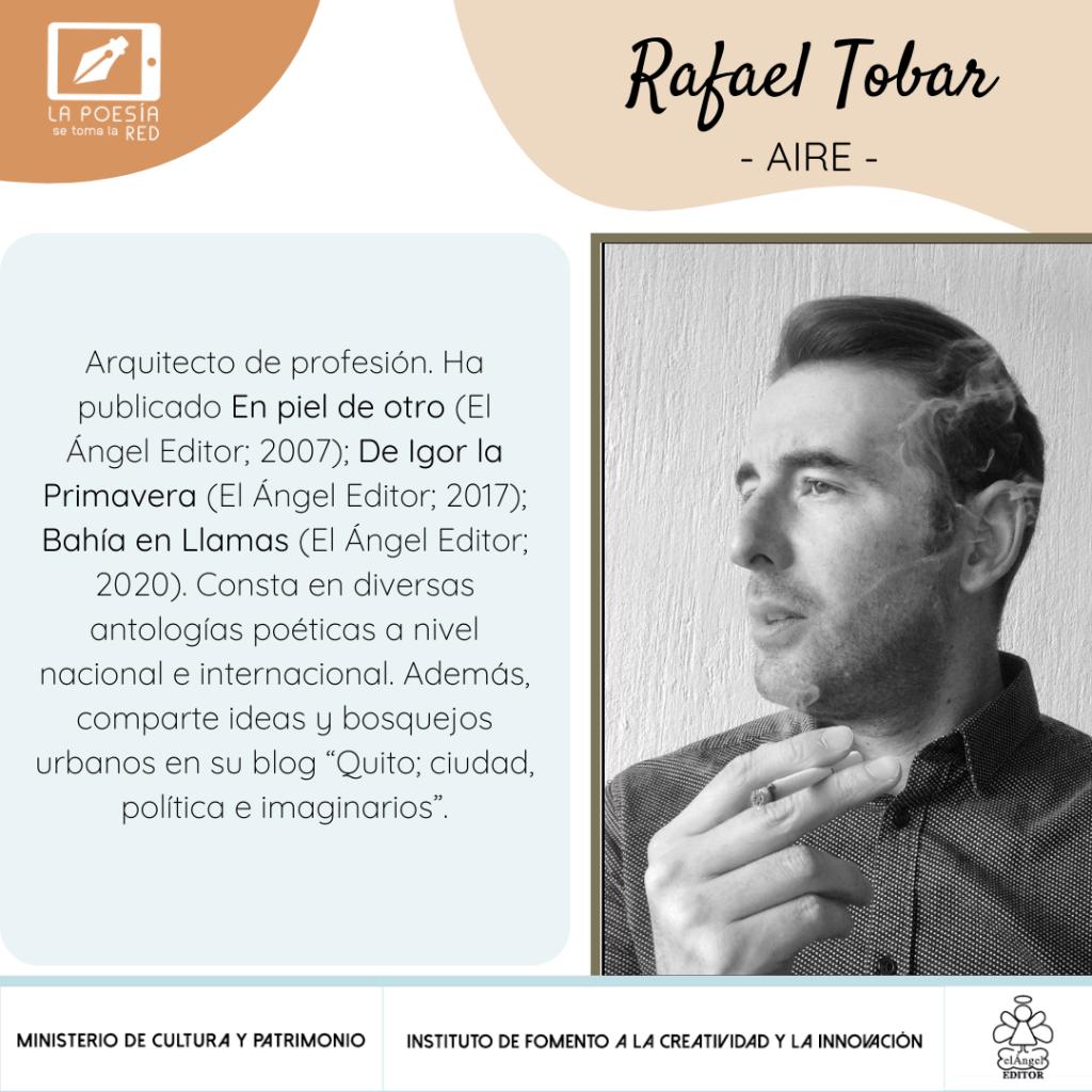 Bio Rafael Tobar