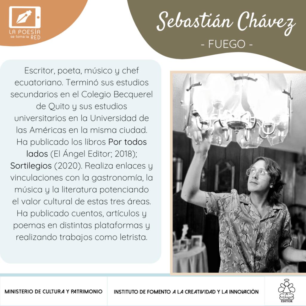 Bio - Sebastián Chávez