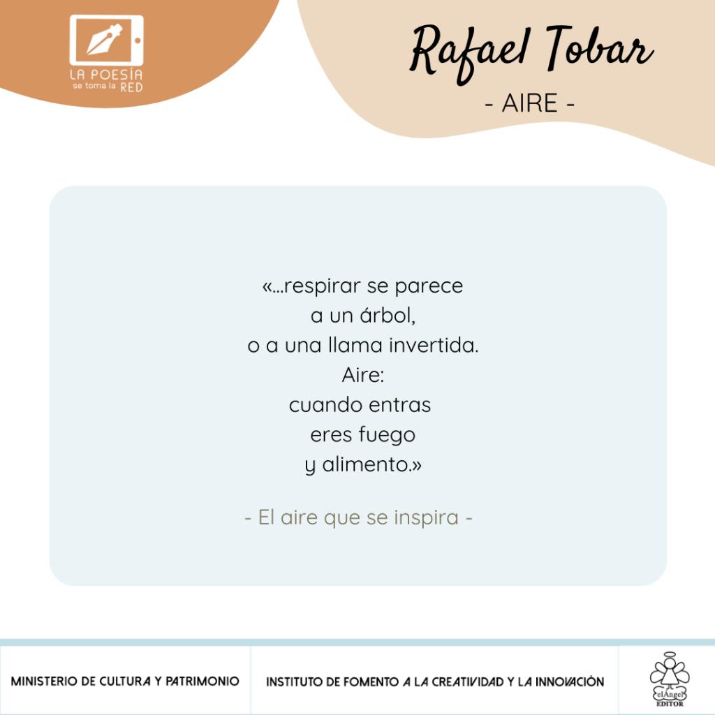 Verso Rafael Tobar