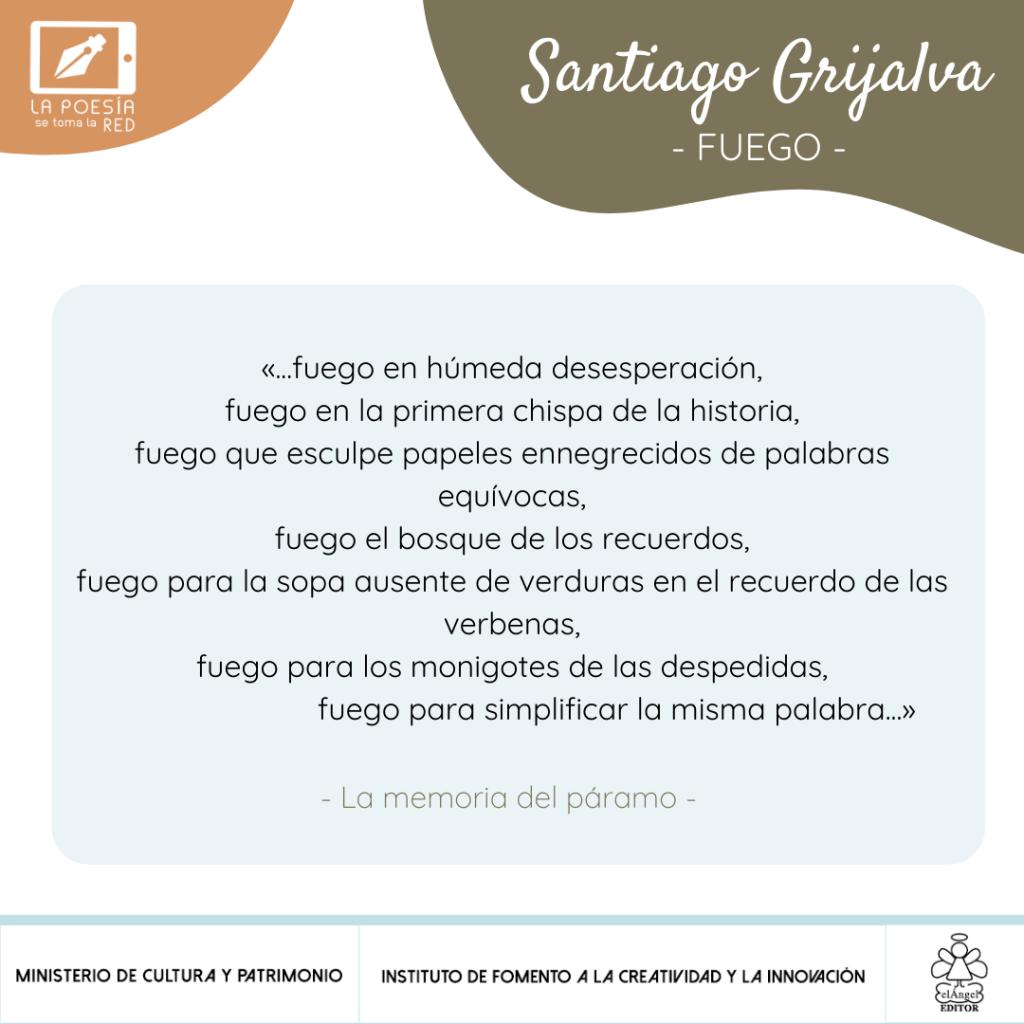 Verso - Santi Grijalva