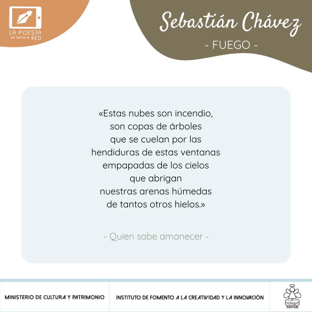Verso - Sebastián Chávez