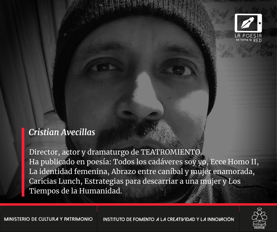 Bio - Cristian Avecillas