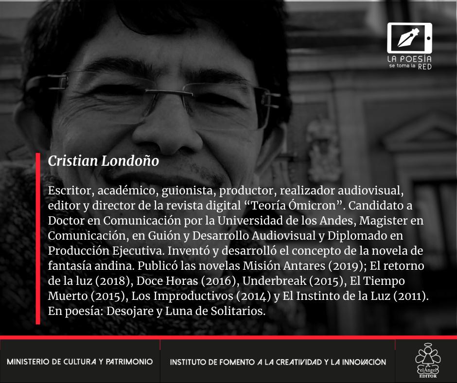 Bio - Cristian Londoño