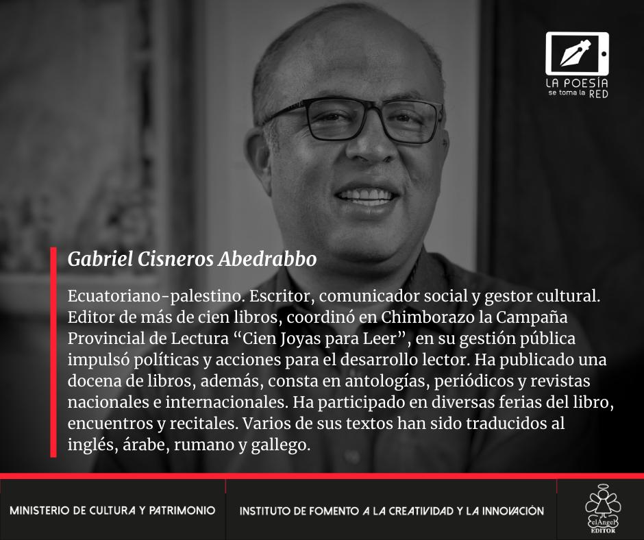 Bio -Gabriel Cisneros