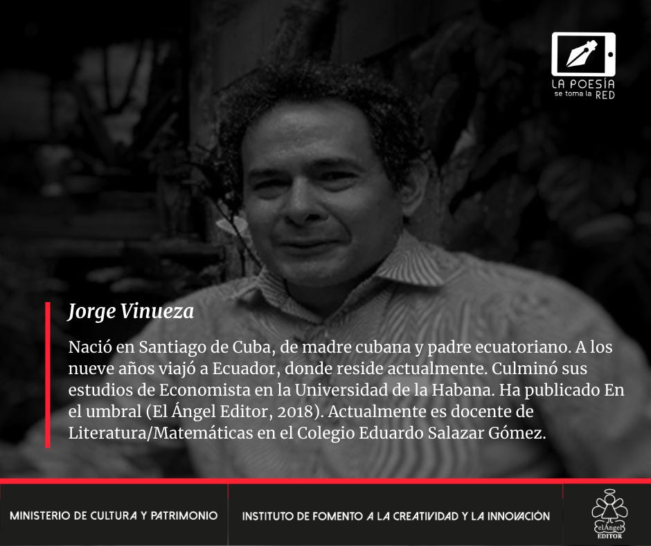 Bio - Jorge Vinueza