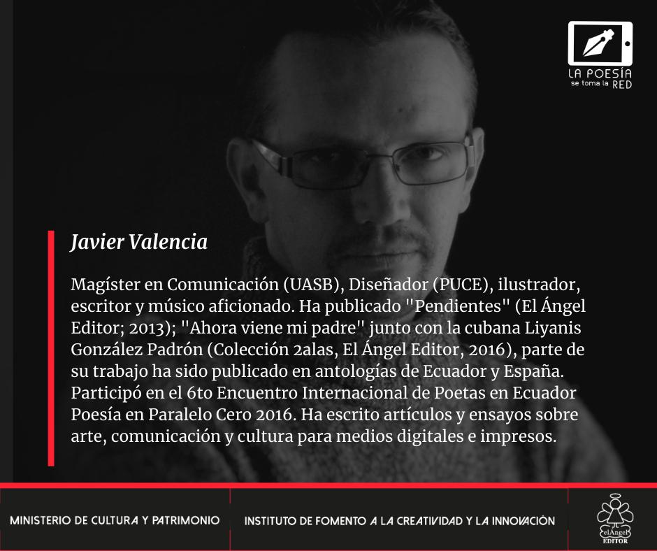 bio Javier Valencia